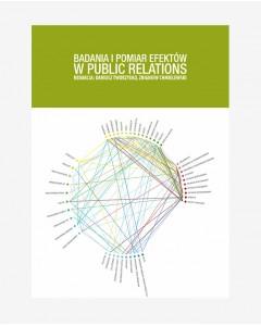Okładka - Badania i pomiar efektów w public relations