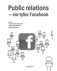 Okładka - Public relations - nie tylko Facebook